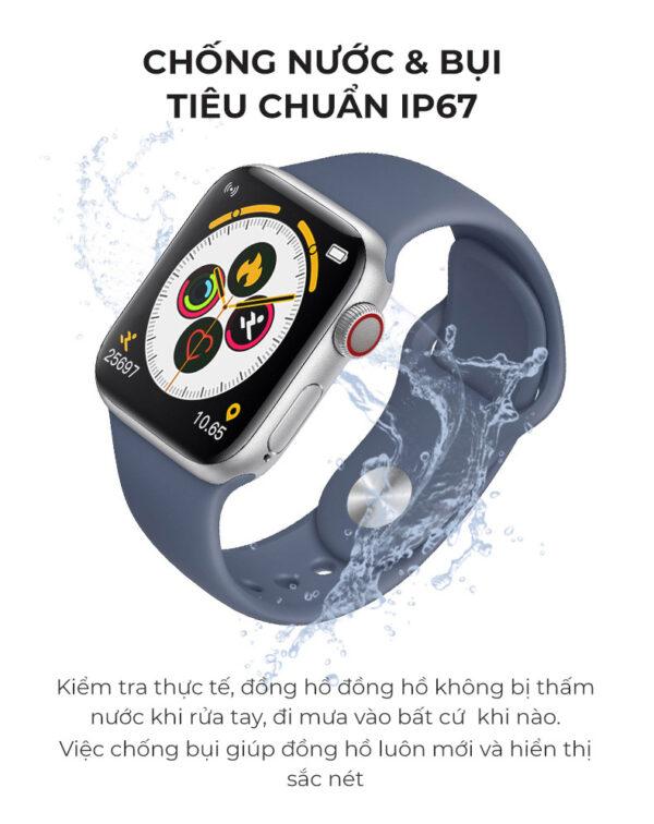 đồng hồ thông minh T500